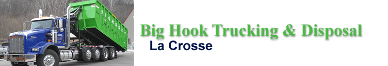 Big Hook La Crosse Logo